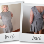 The Back to Front Dress