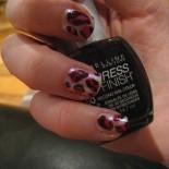 DIY Leopard Print Manicure
